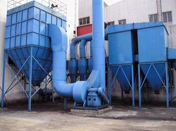 Cement Industry Dust Extraction System