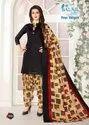 Balaji Preet Patiyala Printed Cotton Dresses Catalog Collection