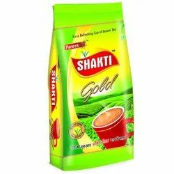 Laminated Tea Packaging Pouch 4 Side Sealing
