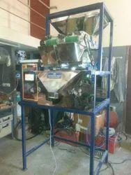 Country Sugar &' Salt Powder Weigh Filling Machine with Conveyor