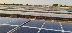 Grid Tie Ground Mounted Solar Power Plant Installation Service for Industrial