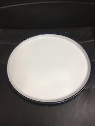 White Enamel Plate, Grade : Technical