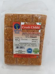 Crushed Chikki