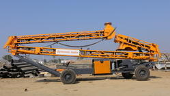 Mobile Concrete Placer