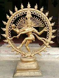 Classic Bronze Sculpture Panjalogam