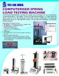 Cyclic and Endurance Testing Machine for Rubbers