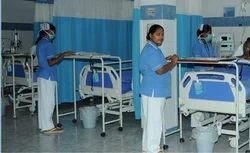 Hospital Splash Bed Facility