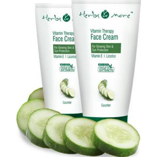 Herbal Face Cream, Usage: Personal, Parlour