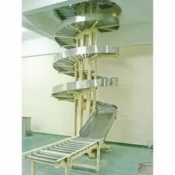Spiral Gravity Conveyor