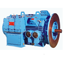 Three Phase 10-100 kW Increased Safety Motors CG, IP Rating: IP55