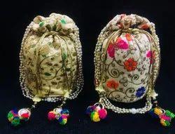 ladies wedding Potli bags