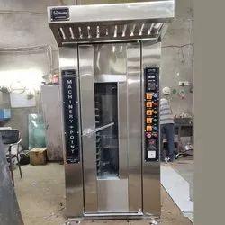 Bakery  Rotary Rack Oven 18 Tray
