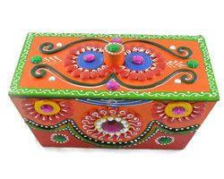 Handmade Basket Box