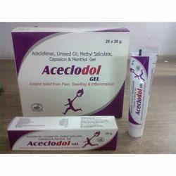 Aceclofenac Gel