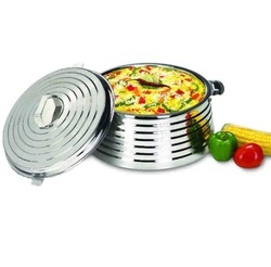 Esteelo Queen Gift Set Stainless Steel Insulated Hot Pot Casserole