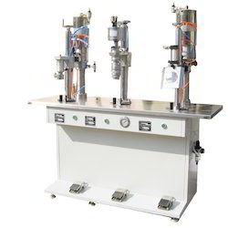 Automatic Pesticide Filling Machine