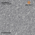 Platinum Ash Double Charge Vitrified Tiles