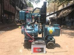 Bajaj 1 to 125 kVA Used Generator, Voltage: 230, 115 and 400 V