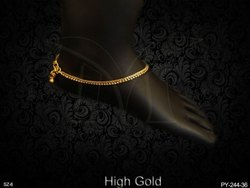 Chain Style Antique Payal