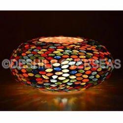 Decorative Ganesh Candle Votive Holder