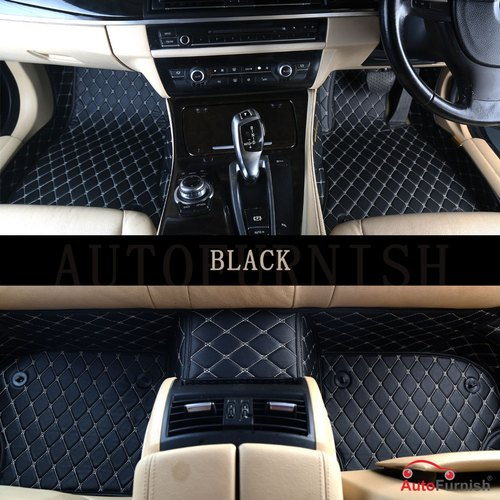 7D Car Mats For MERCEDES S-350