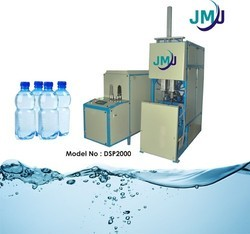 Auto Drop PET Blow Molding Machine