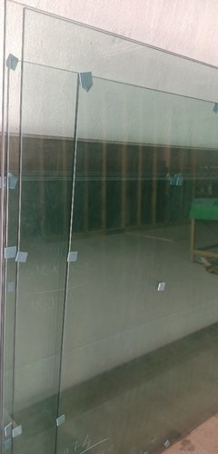 Transparent 12 mm Toughened Glass