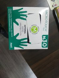 Micro Touch Nitrile Disposable Gloves
