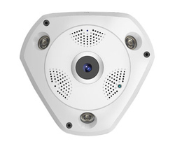 Digital Secureye Wireless IP CCTV 1.3MP 360 VR Camera, Model No.: S-VR5K