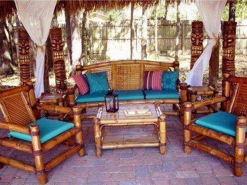 Beau Bamboo Garden Furniture