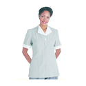 Cotton Half Sleeves House Keeping Uniforms