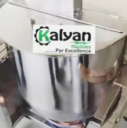Industrial Popcorn Making Machine - Gas Operated Oil Popper