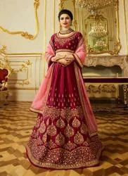 Celebrity Style Designer Lehenga Cholis For Party
