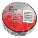 Black 3m Tartan 1710 38mm Vinyl Insulation Tape Fr