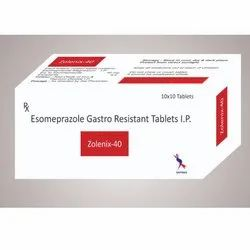 Esomeprazole Gastro Resistant Tablets I.P