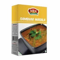 NBN 50 g Sambhar Masala, Packaging: Packet