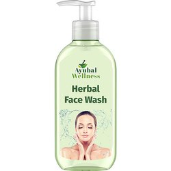 Herbal Face Wash (Remove Dead Cells and Other Environmental Pollutants)