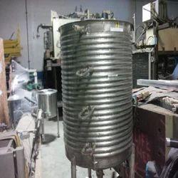 SS Coil Tank