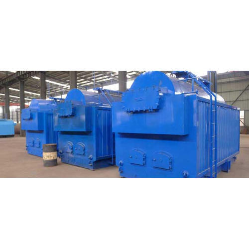 Electric Steam Generation Boilers, बायलर - Sunmac Industrial ...