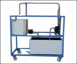 Venturimeter, Orifice meter & Rota meter Test Rig