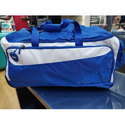 Blue Polyester Skybags Merlin Duffle Dft Bag, For Gym