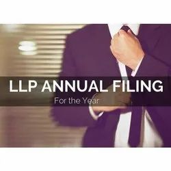 LLP Annual Filling Service