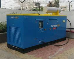 125 KVA Eicher Powerlux Silent Diesel Generator