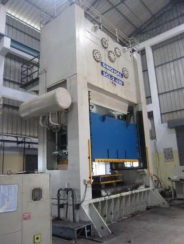 Hydraululic Presses And Power Presses - Stenhoj 100 Ton