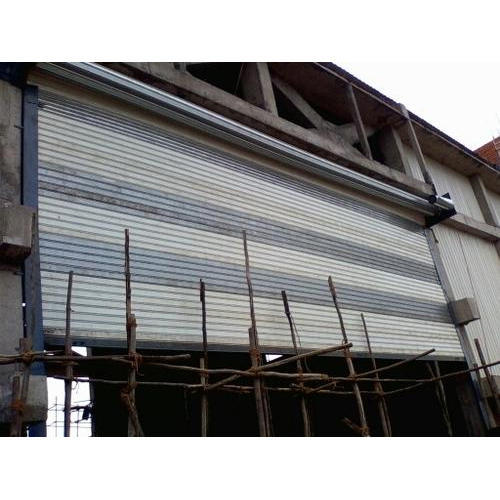 Single Phase Rolling Shutter