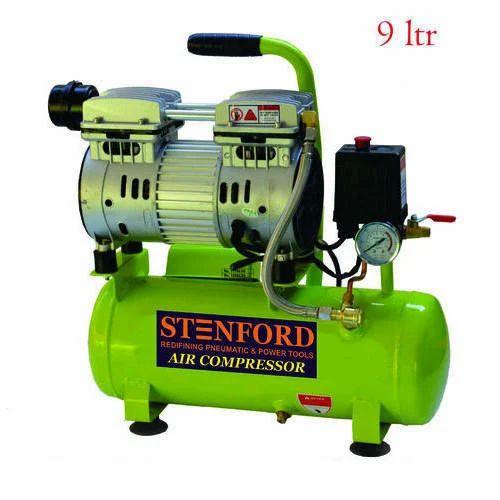 Air Compressor - 9 Liter Oil Free Air Compressor Importer