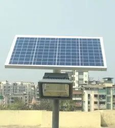Smart Integrated Solar Street Light