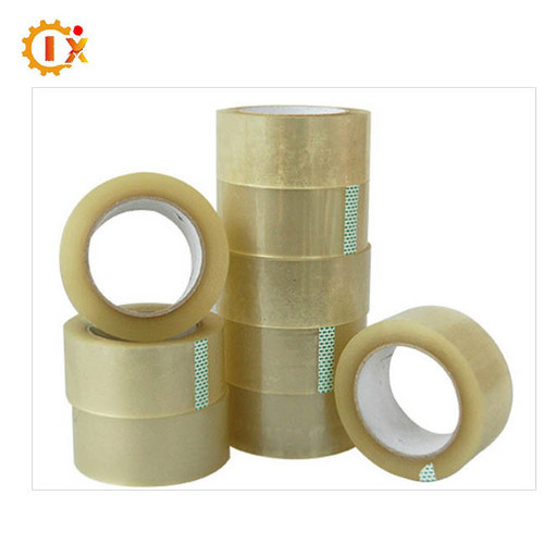 Transparent Moving And Storage Parcel Packing Tape, Packaging Type: Roll