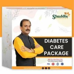 Unisex Shuddhi Diabetes Care Package, For Personal, Grade Standard: Ayurveda