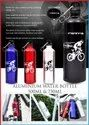 Aluminium Water Bottle 500 mL /750 mL - Giftana